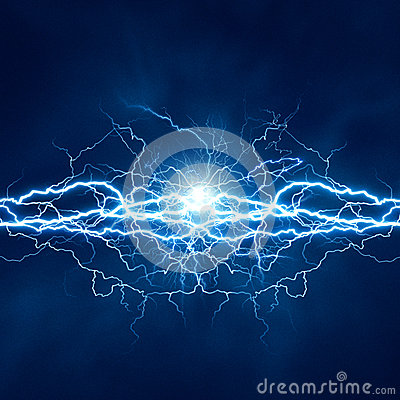 Free Electric Lighting Effect Royalty Free Stock Photos - 29752938