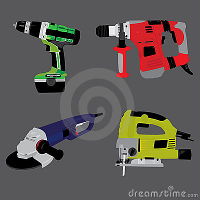 Electric manual tools