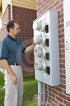 Electric Meter Service