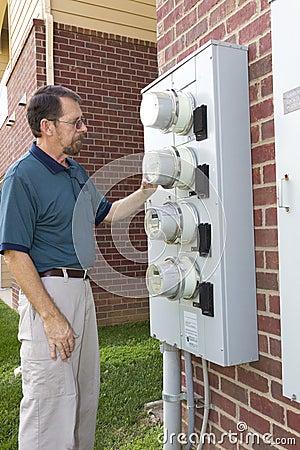 Electric Meter Service