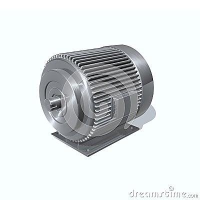 Free Electric Motor Stock Image - 11846561