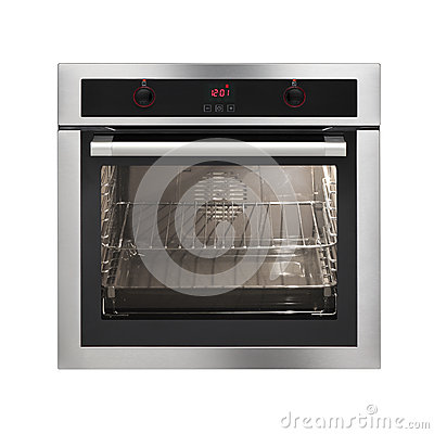 Free Electric Oven Royalty Free Stock Photos - 42179538