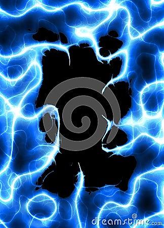 Electric Plasma Border
