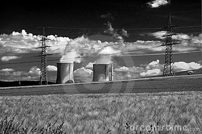 Electric power station