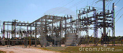 Electric Power Sub Station
