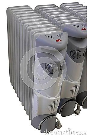 Free Electric Radiators Stock Images - 330964