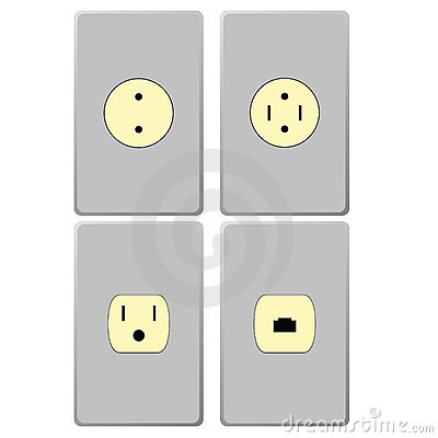 Electric sockets