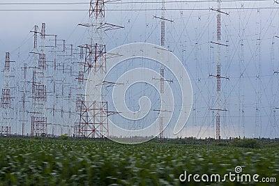 Telecommunication station