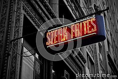 Electric Steak Frites