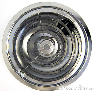 Free Electric Stove Burner Stock Photography - 5242492