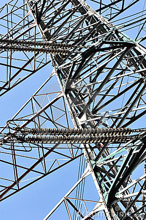 Electric transfer tower