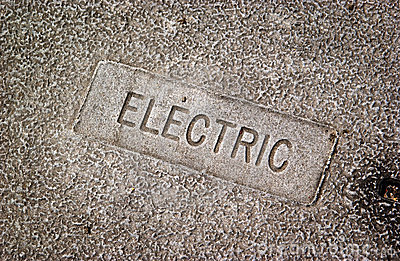 Electric utility cover
