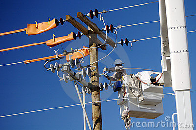 Electric Utility Lineman
