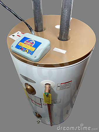 Free Electric Water Heater Royalty Free Stock Photos - 3484778