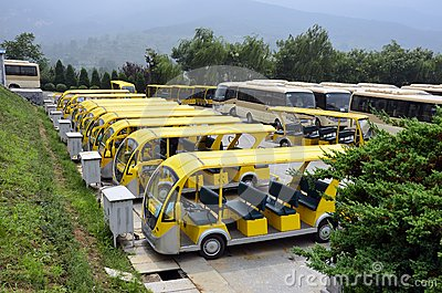Electrical buses