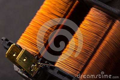 Electrical copper transformer