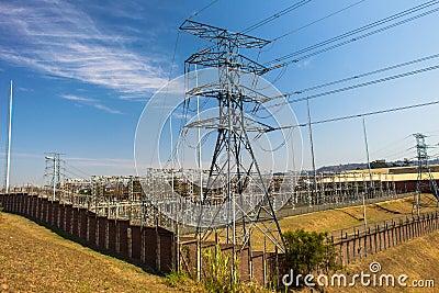 Electrical Destribution Station