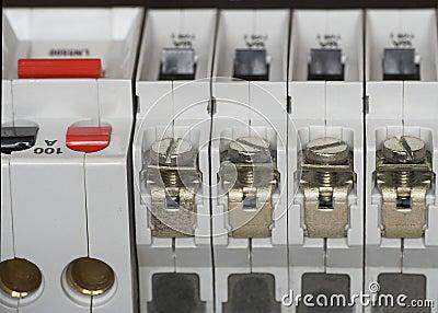 Electrical Fusebox Detail