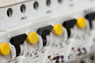 Electrical fuseboxes