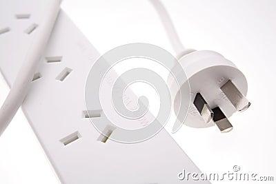 Electrical plug & power-board