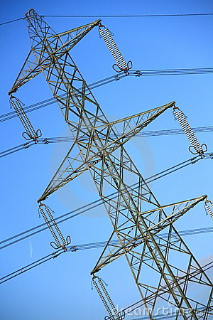 Free Electrical Power Station Stock Photography - 17418642