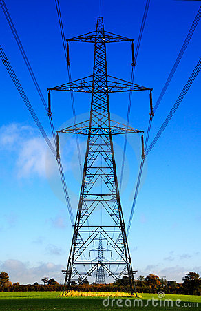 Free Electrical Sentries Stock Photos - 1333063