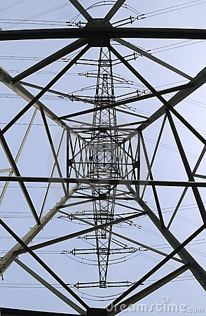 Free Electrical Tower Stock Image - 16905751