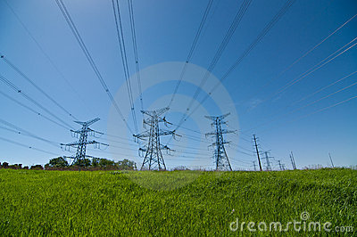 Electrical Towers (Electricity Pylons)