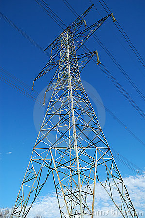 Free Electrical Transmission Tower Stock Images - 11859544