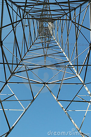 Free Electrical Transmission Tower Stock Images - 12017164