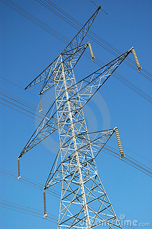 Free Electrical Transmission Tower Royalty Free Stock Image - 12052036