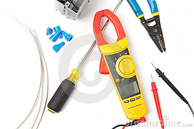 Electricial tools and parts
