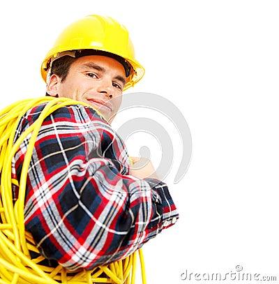 Free Electrician Stock Photos - 8089743