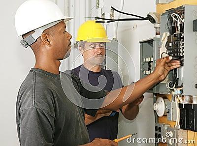 Electrician Diversity