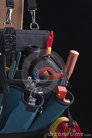 Electrician s bag
