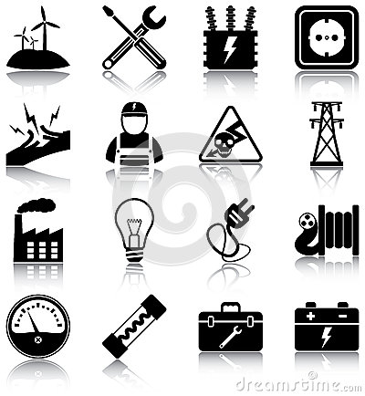Free Electricity Royalty Free Stock Photo - 32122195