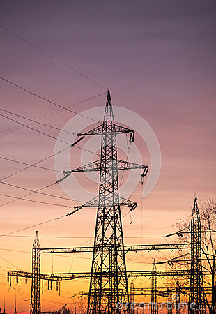 Free Electricity Stock Photos - 50590843