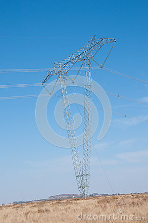 Electricity Pylon.