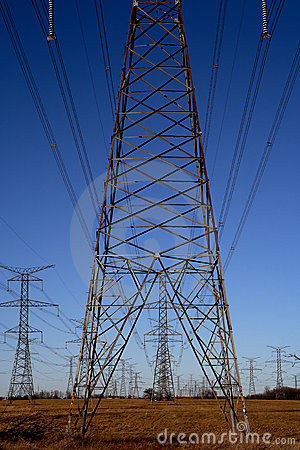 Electricity Pylons 3