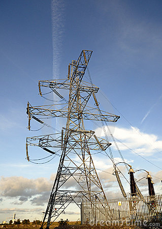 Electricity Supply Pylon