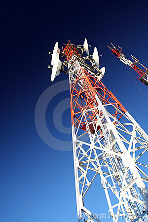 Free Electricity Tower Royalty Free Stock Image - 11079746