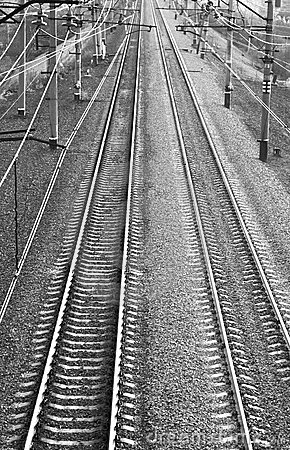 Electrified the railway