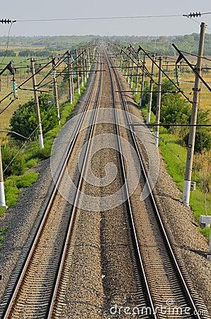 Electrified railway