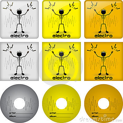 Electro disc covers