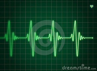Electrocardiogram Stock Photos - Image: 21123843