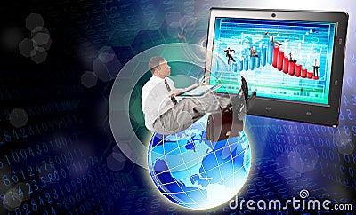 Electronic bank trades