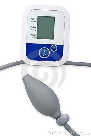 Electronic blood pressure device