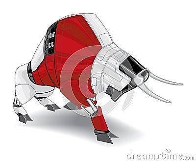 Electronic bull