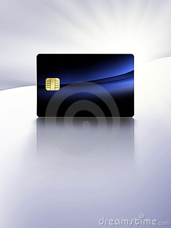 Electronic card