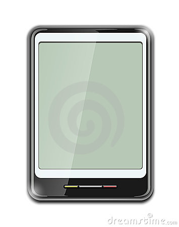 Electronic clipboard icon